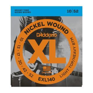d´Addario EXL140-10P 10-52 10 Sets