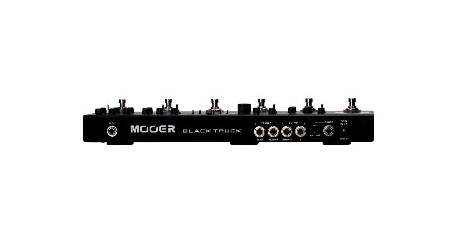 Mooer Black Truck Multi Effects Pedal