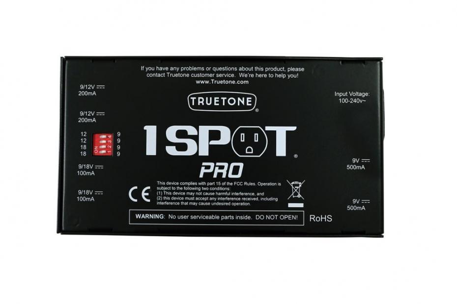 Truetone One Spot Pro CS-6