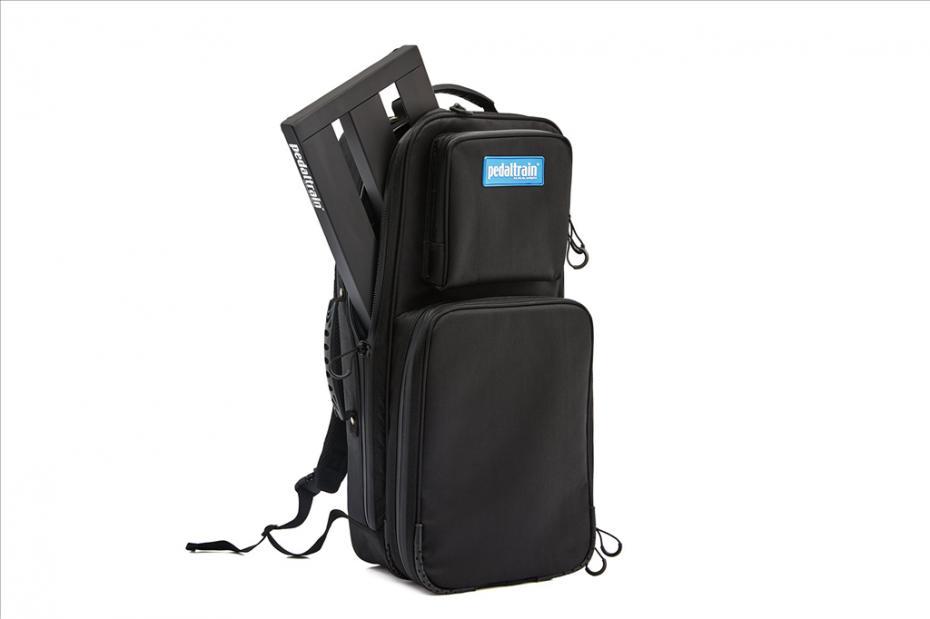 Pedaltrain PT-M24-PSC-X Premium Soft Case/Hideaway Backpack for Pedaltrain Metro 24