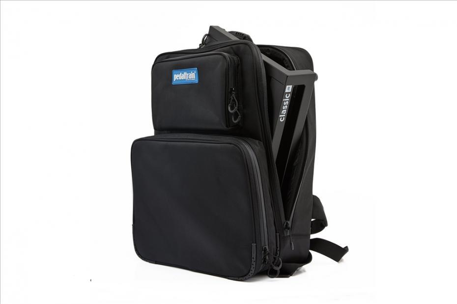 Pedaltrain PT-24-PSC-X  Premium Soft Case/Hideaway Backpack for Pedaltrain Classic 1, Classic 2, Novo 24, PT-FLY, PT-1,PT-2
