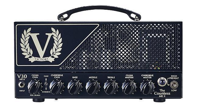 Victory Amplifiers V30 MK II  The Jack