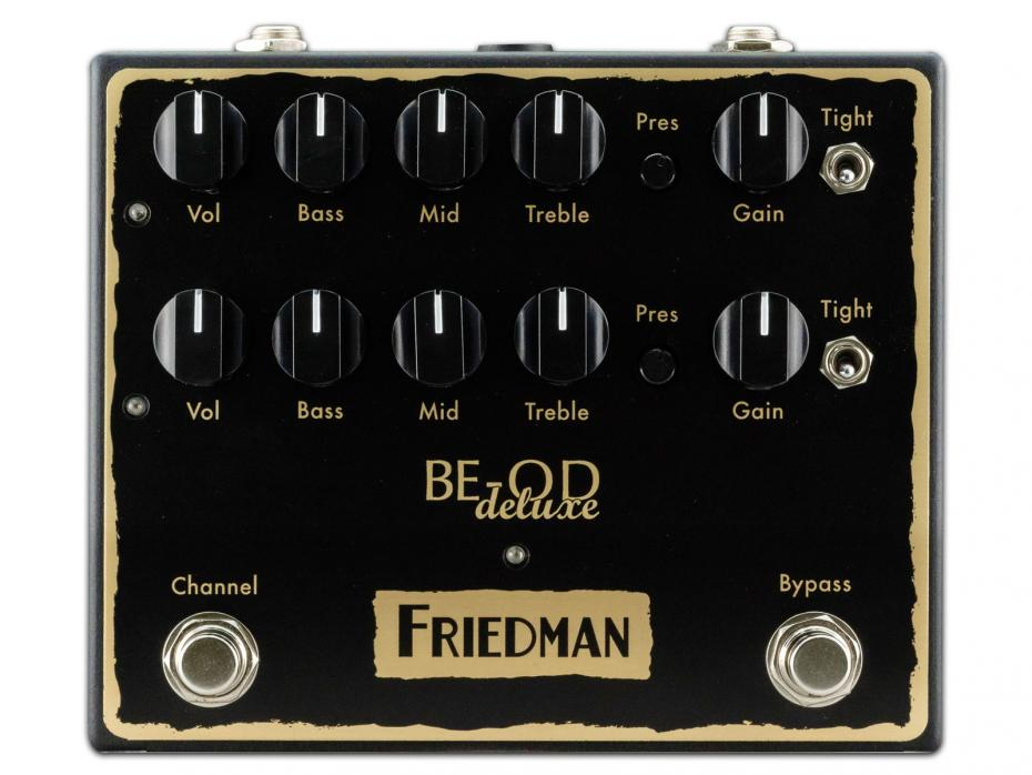 Friedman Pedal BE-OD Deluxe