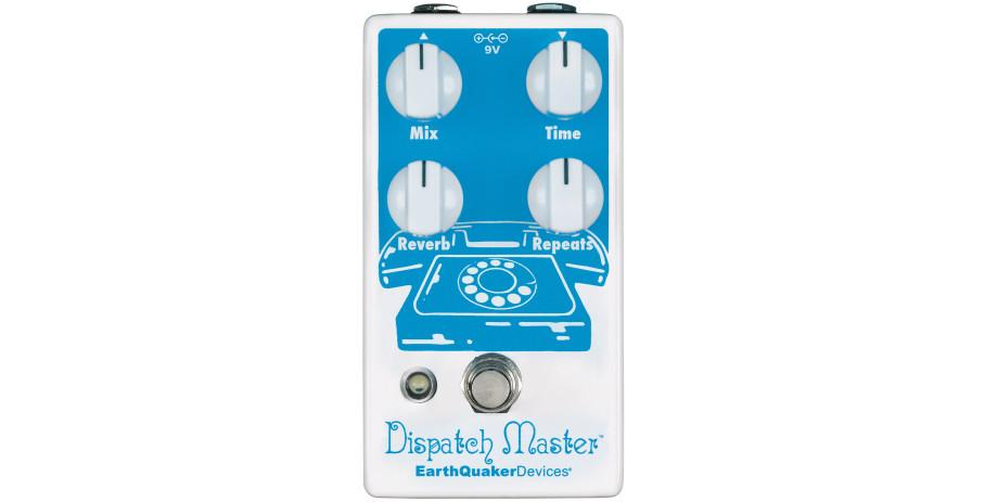 Earthquaker Devices Dispatch Master V3 - Flexi Switch