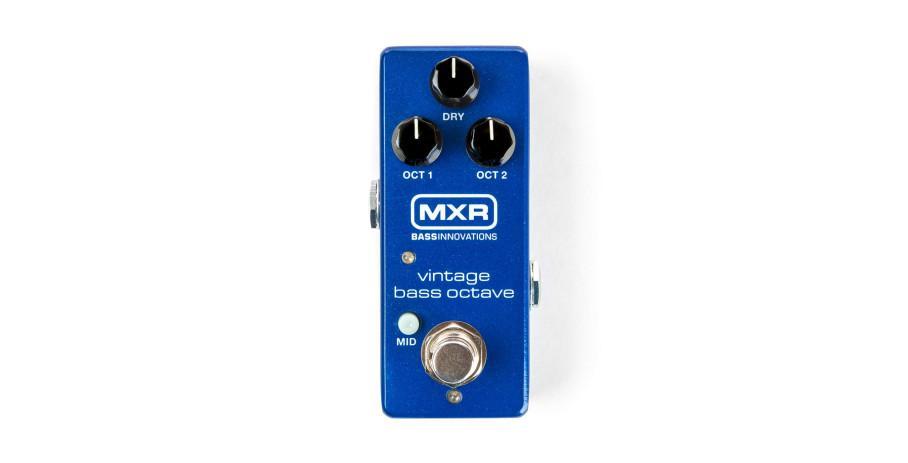 MXR M-280 Vintage Bass Octave - Mini Sub Octa