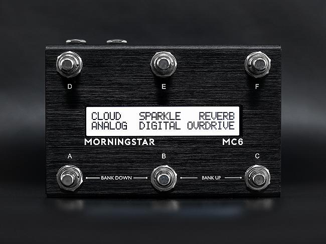 Morningstar Engineering MC6 MK II Midi Control