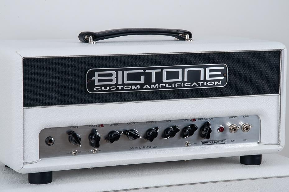 BigTone Studio Plex 22W Head white
