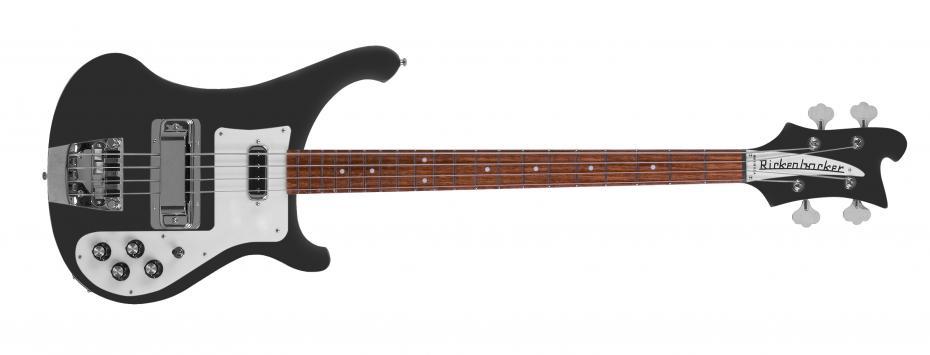 Rickenbacker 4003S matte black