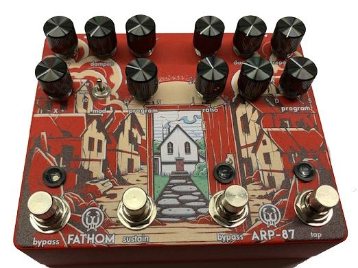 Walrus Audio Fanthom & ARP-87
