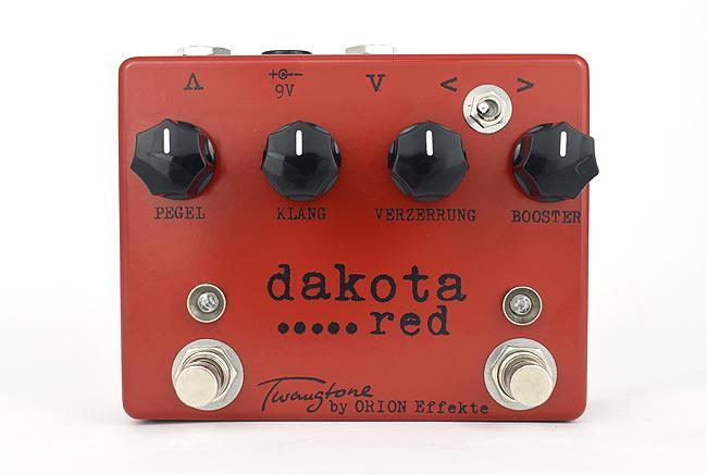 Twangtone Dakota Red II by Orion