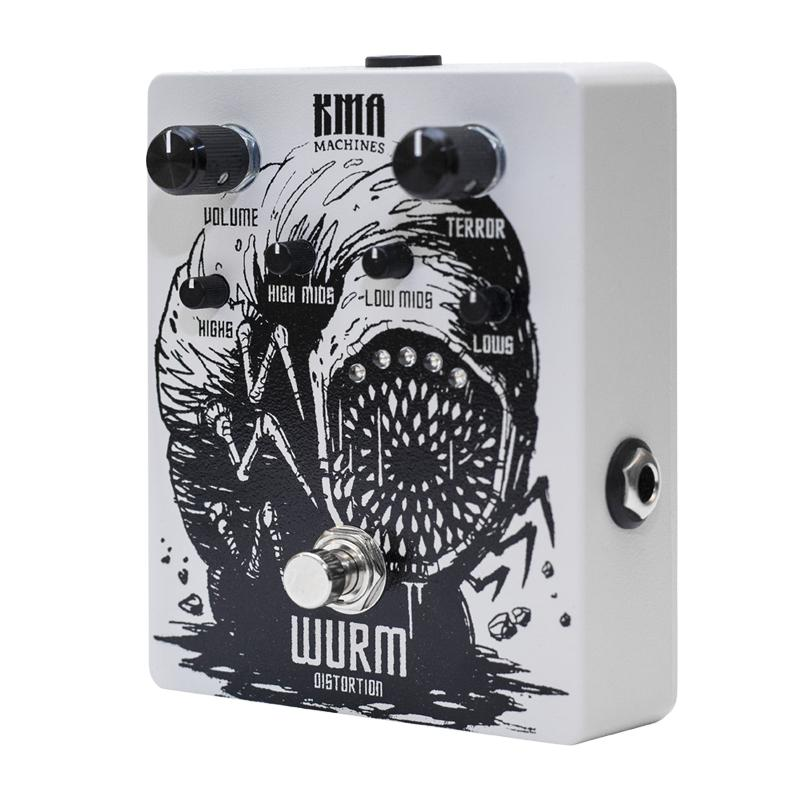 KMA Audio Machines Wurm Distortion
