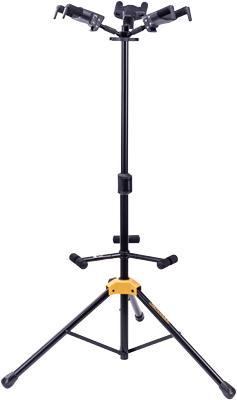 Hercules HCGS432B+ Gitarrenständer AGS Plus für 3 Instrumente