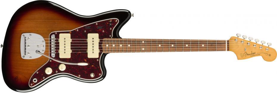 Fender Vintera 60s Jazzmaster® Modified Pau Ferro Fingerboard 3-Color Sunburst