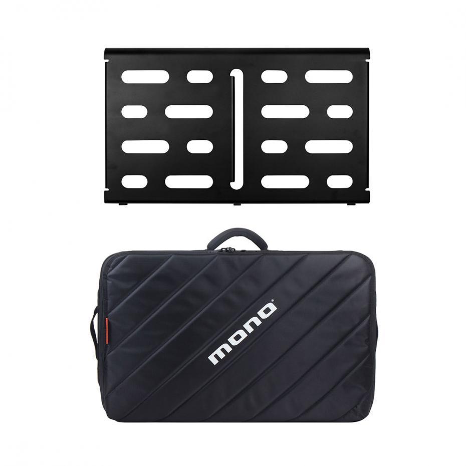 Mono Pedalboard Medium black inkl. Tour V2 Case