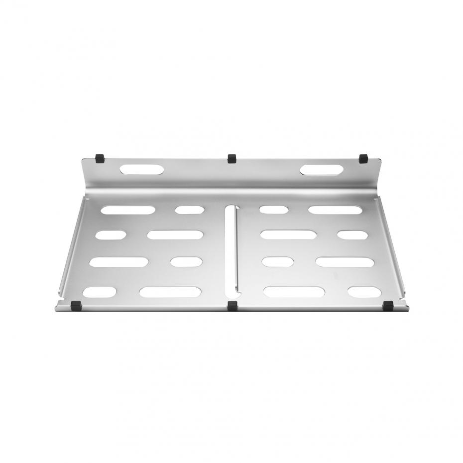 Mono Pedalboard Medium silver inkl. Tour V2 Case