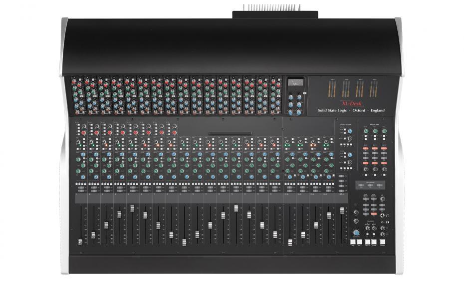 Solid State Logic SSL XL-Desk-16EQ