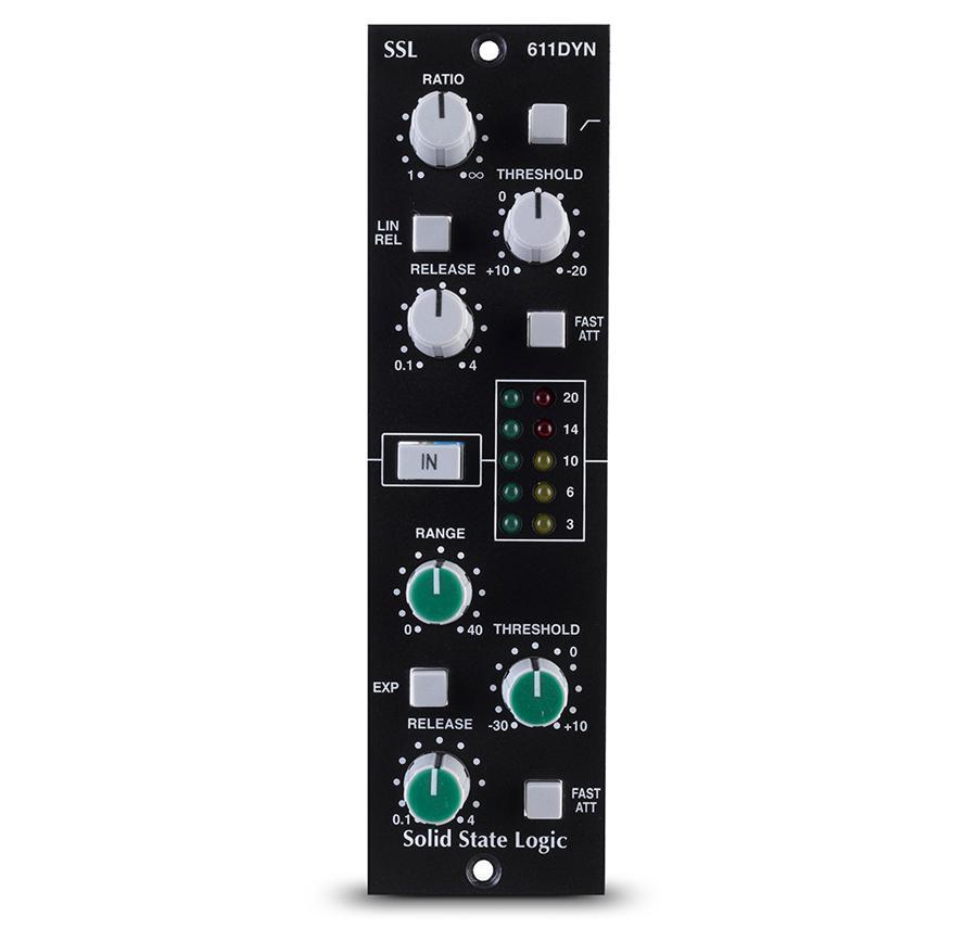 Solid State Logic SSL 500-Serie E Dynamics Modul