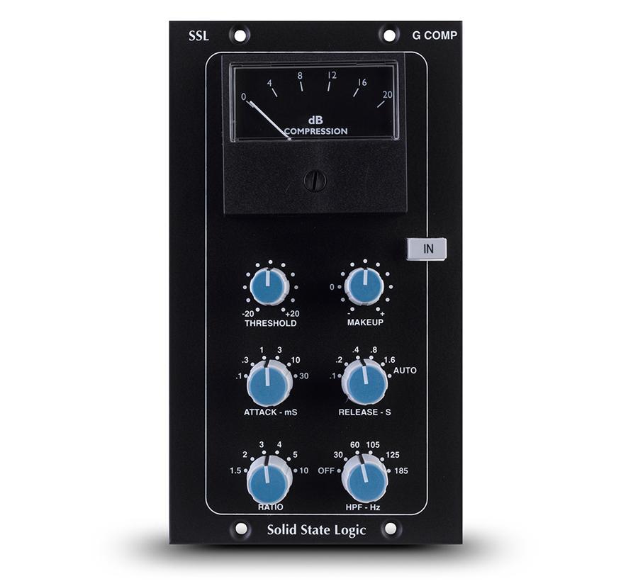 Solid State Logic SSL 500-Serie Bus Compressor MK2