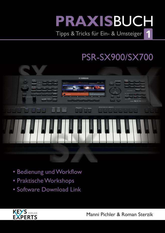 Keys Experts PSR-SX900/700 Praxisbuch 1