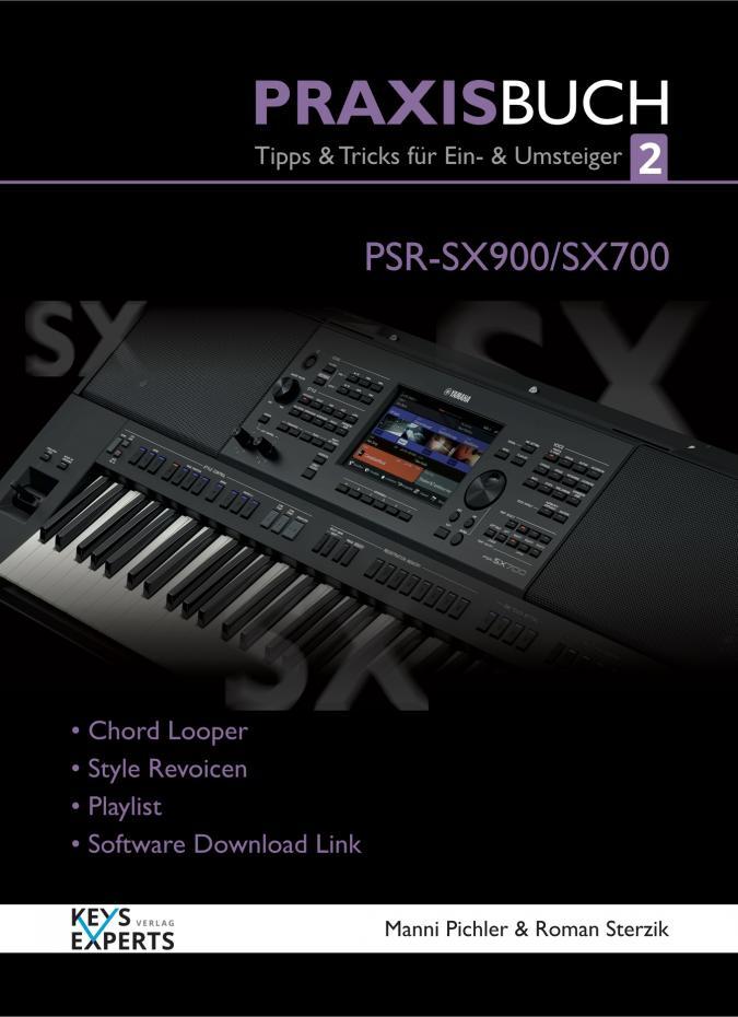 Keys Experts SX900/700 Praxisbuch 2