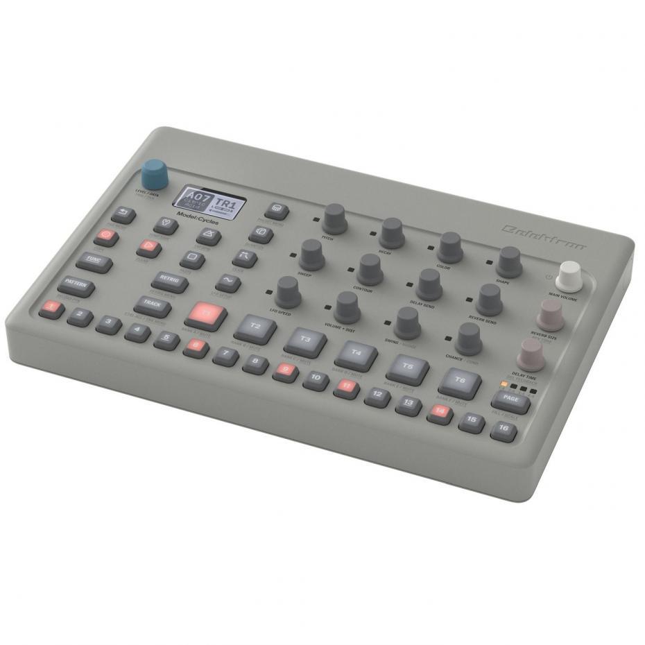 Elektron Model:cycles six track FM groovebox