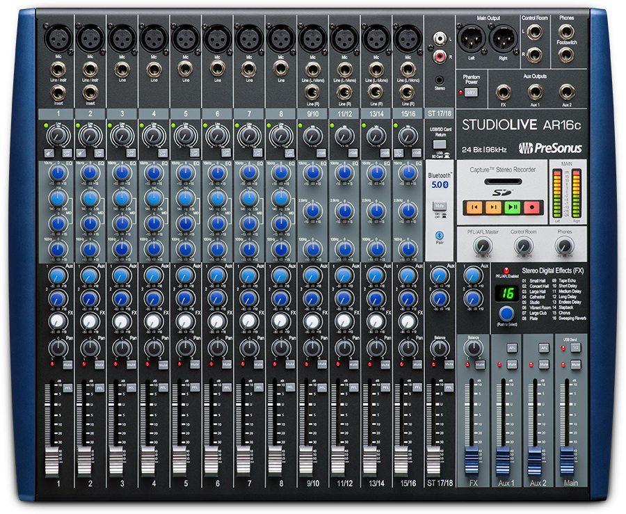 Presonus StudioLive AR 16c