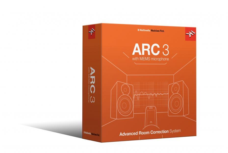 IK Multimedia ARC System 3 Crossgrade