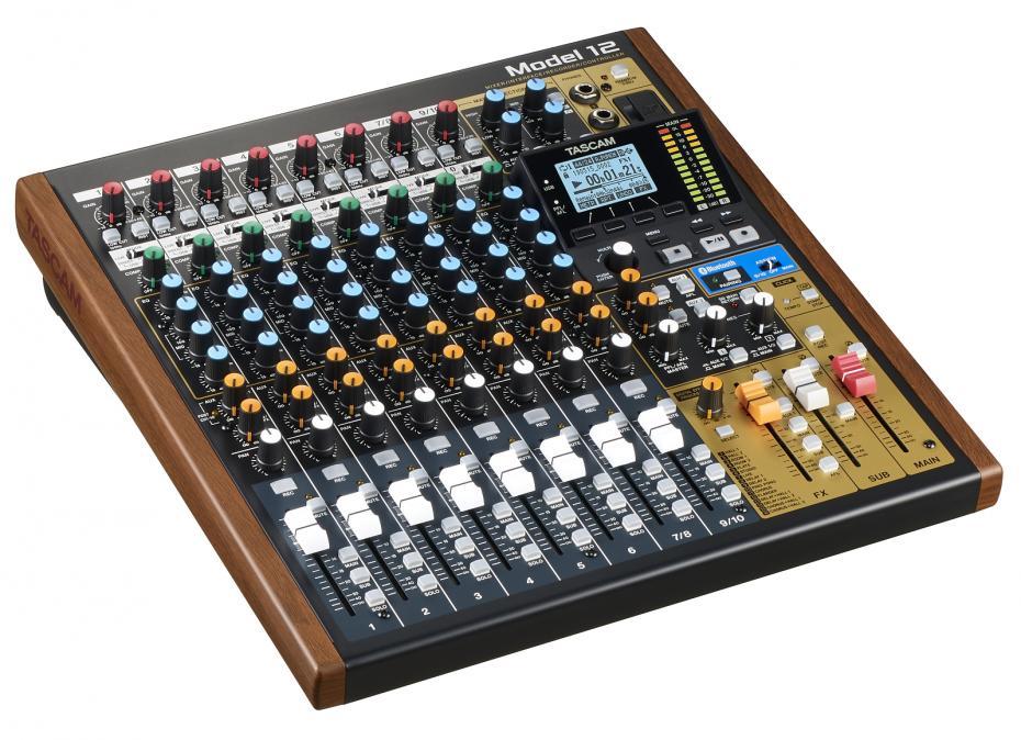 Tascam Model 12 Multitrack Recorder/USB Audio