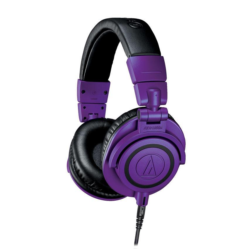 Audio Technica ATH-M50X-PB