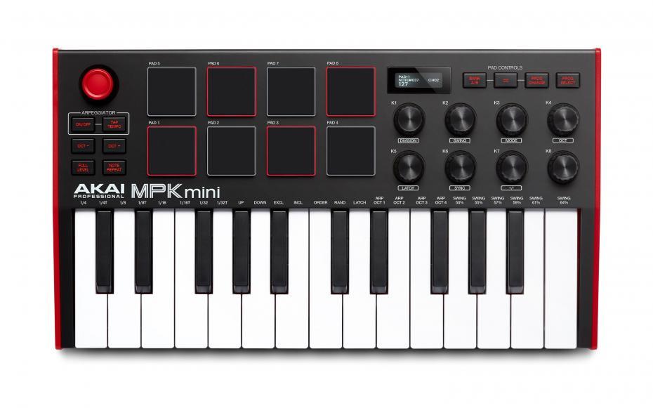 Akai MPK-mini mk3