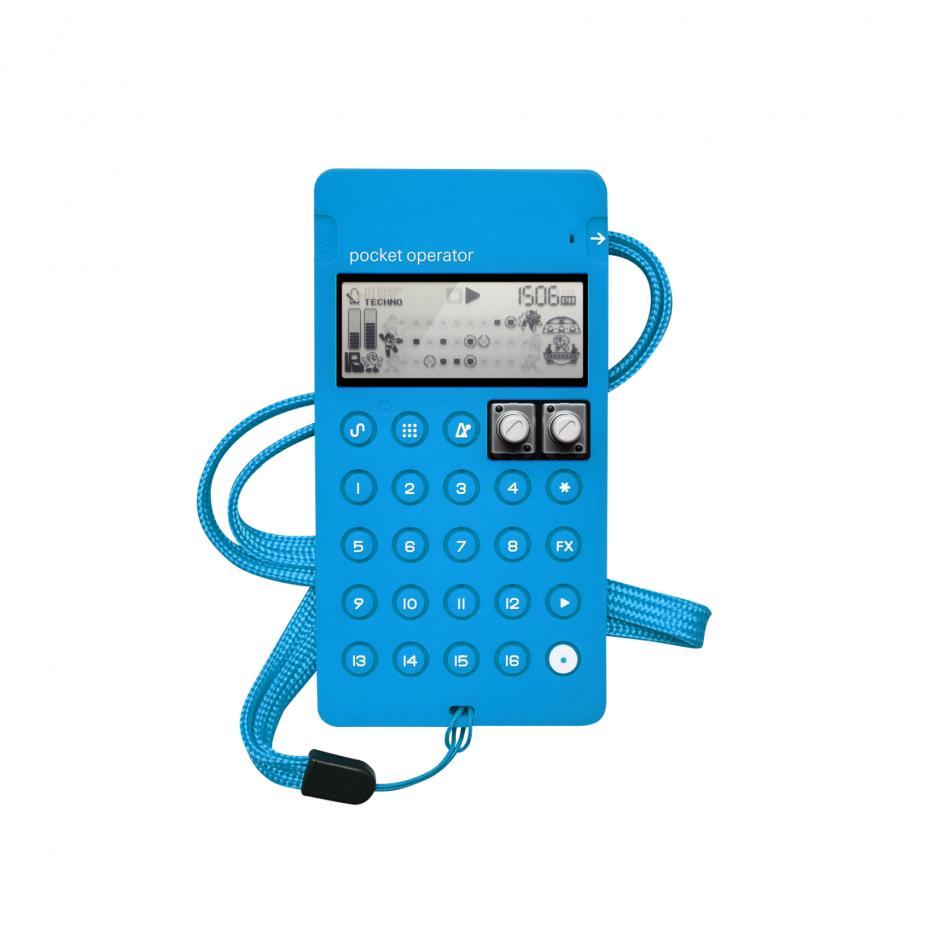 Teenage Engineering CA-X Softcase blue