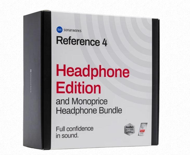 Sonarworks SoundID Reference für Headphones (Boxed Version)