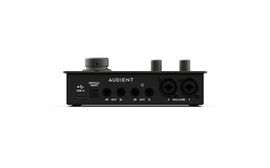 Audient iD14 MKII USB C Interface