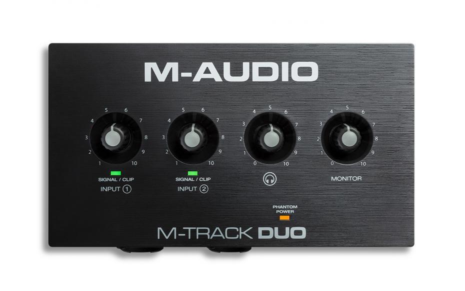 M-Audio M-Track-DUO