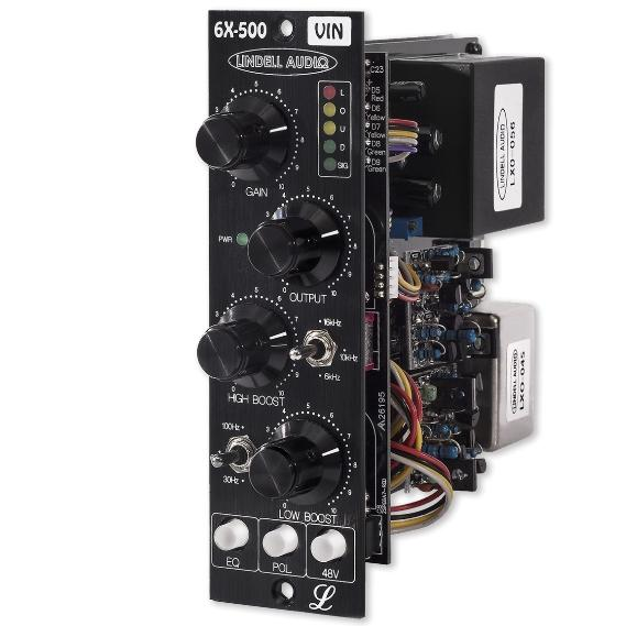 Lindell 6X-500-VIN PreAmp 500