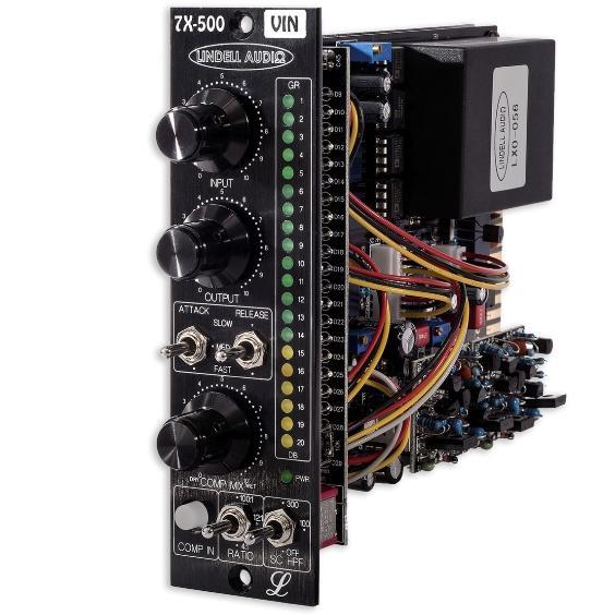 Lindell 7X-500-VIN FET Kompressor 500 Vintage