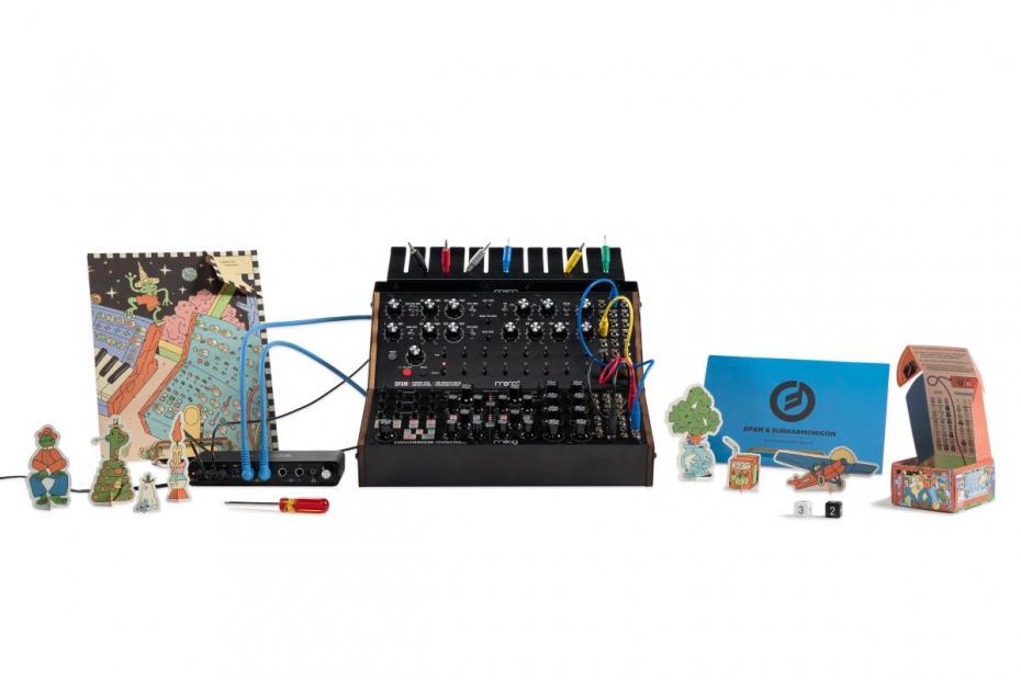Moog Sound Studio DFAM & Subharmonicon