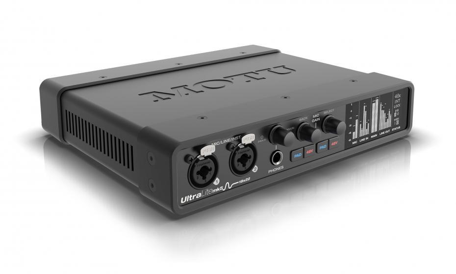 MotU UltraLite-MK5