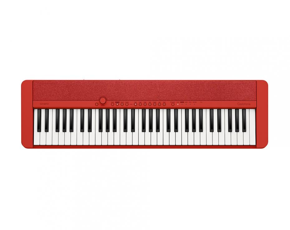 Casio CT-S1-RD Keyboard rot
