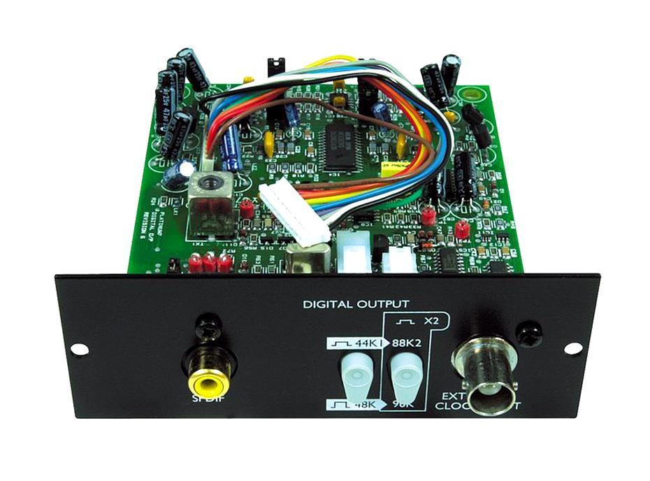 Focusrite Platinum A/D Card für P5/P7/P9/P10