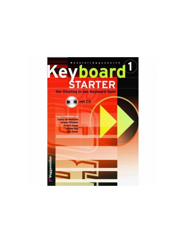 Keyboard Starter 1 (mit CD)