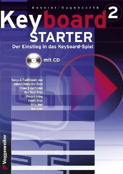 Keyboard Starter 2 (mit CD)