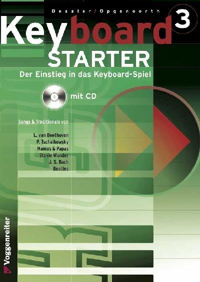 Keyboard Starter 3 (mit CD)