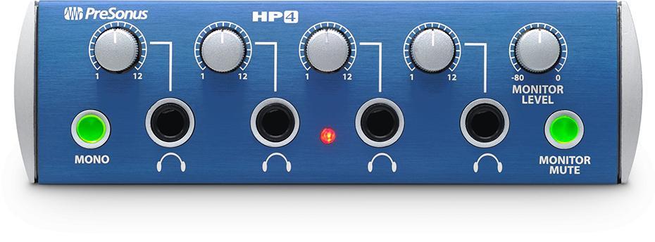 Presonus HP-4 4 fach Kopfhörerverstärker