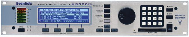 Eventide H-8000-FW