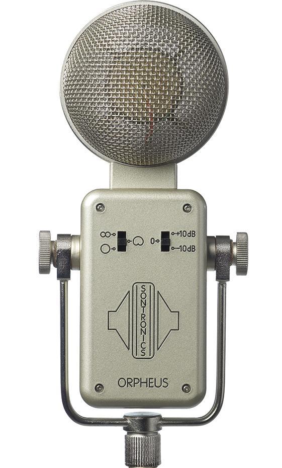 Sontronics ORPHEUS Großmembranmikrofon K/N/8