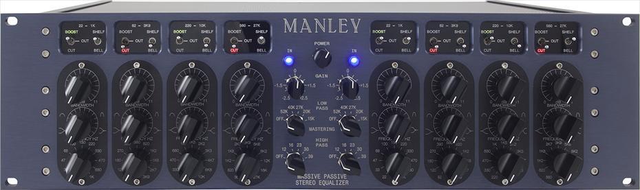 Manley Massive Passive Mastering Edition