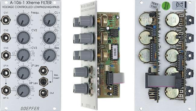 Doepfer A-106-1 X-Treme Filter