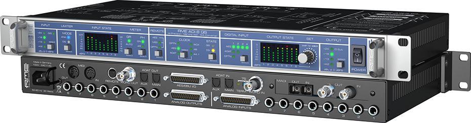 RME ADI-8 QS
