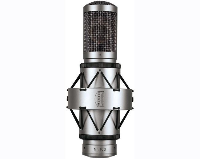 Brauner VM-X Röhrenmikrofon der Luxusklasse